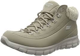 Skechers Synergy Casual Shoes in the color Stone -9.5