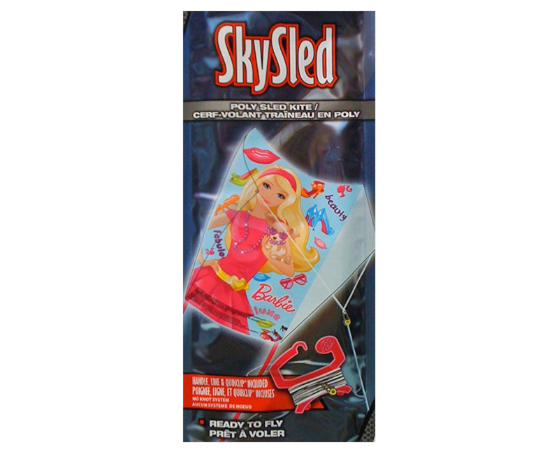"SkySled 24"" Assorted Characters Kite"