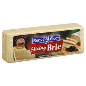 Reny Picot Slicing Brie Cheese, 1lb