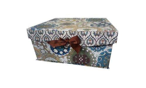 Small Floral Accent Box