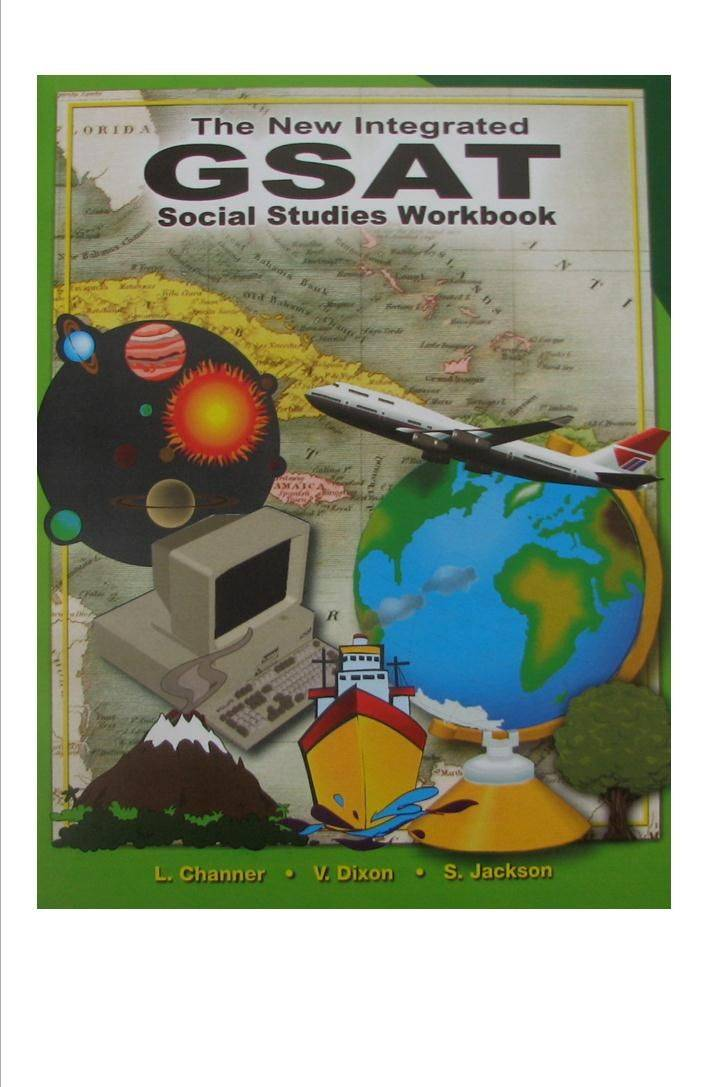 New Integrated GSAT Social Studies Workbook