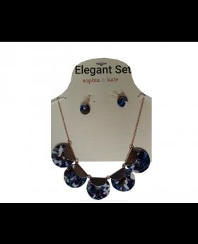 Sophia & Kate Multi Color Necklace Set