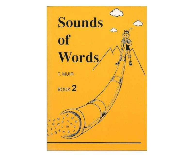 Sounds of Words Book 2 by T. Muir
