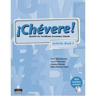 Chevere! Activity Book 1