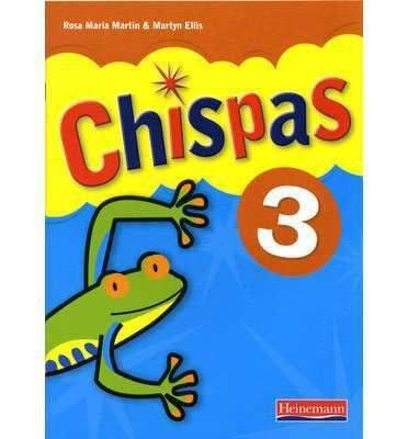 Chispas - Caribbean Primary Spanish Pupil Book 1 Level 3