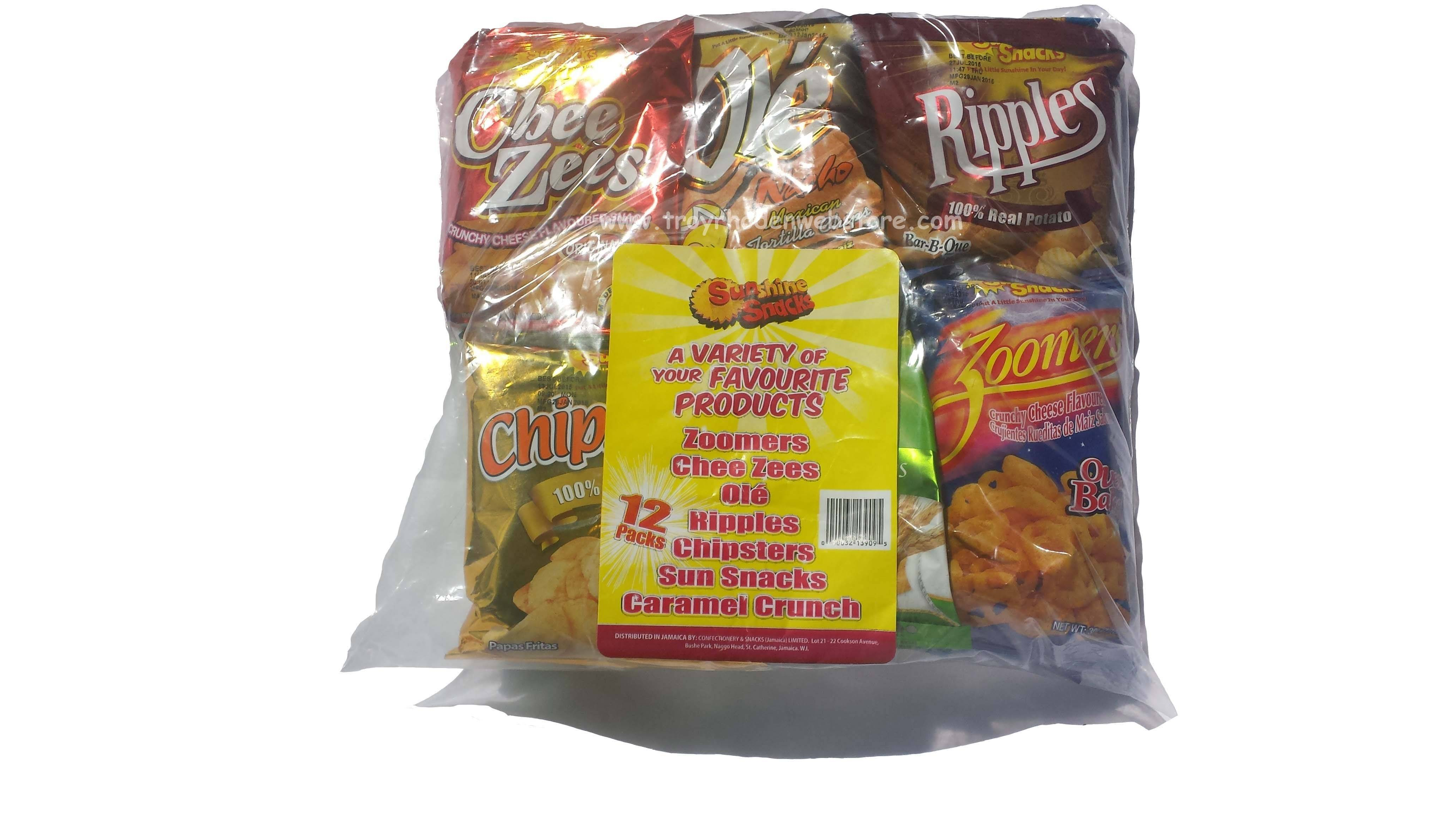 Search Results For Snacks Sunshine Combo 12 Pack