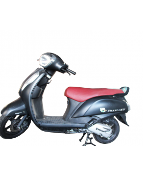 Suzuki Access 125cc Motor Scooter Side View