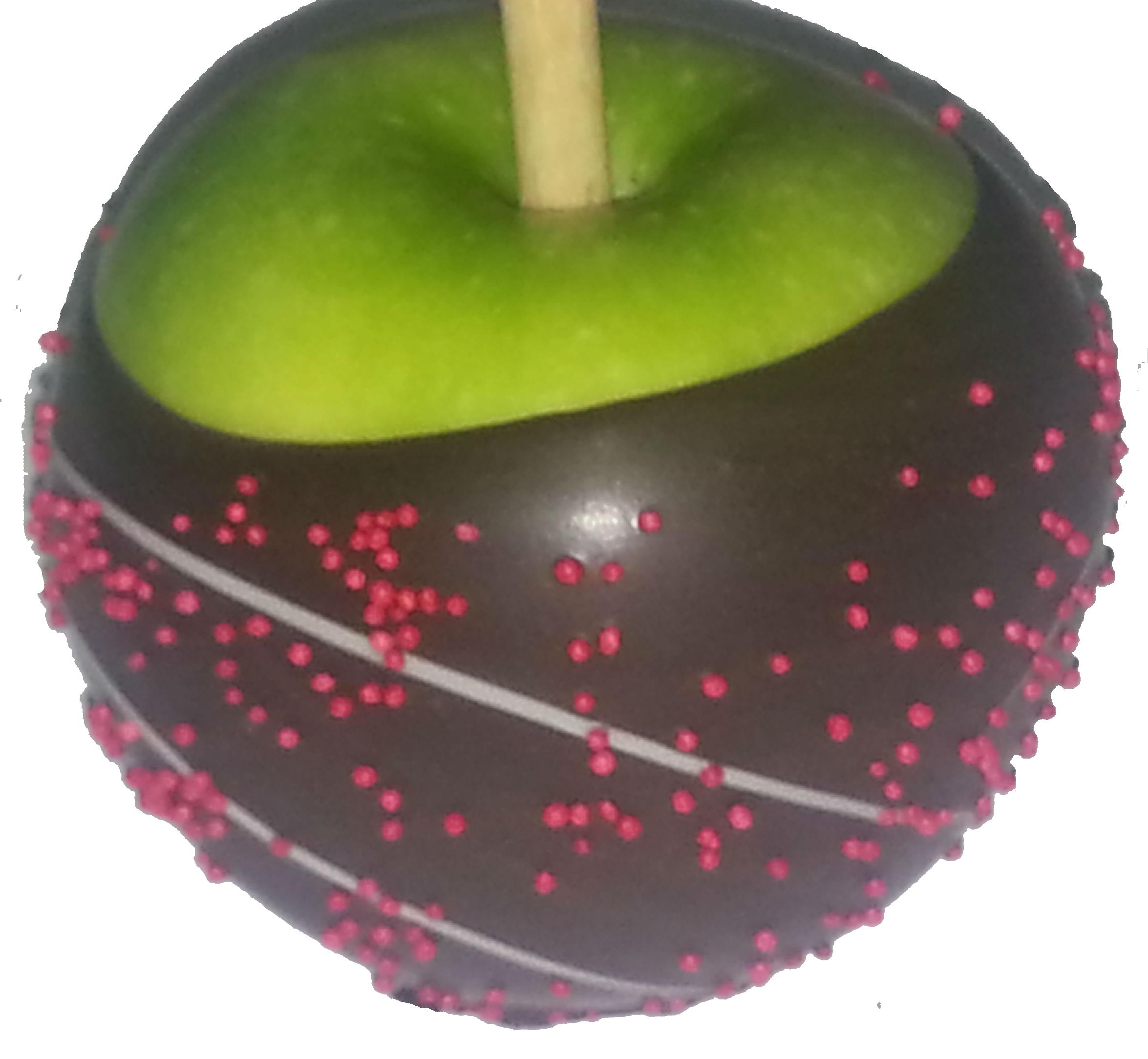 Sweet Heart Chocolate Apple