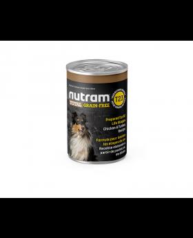 T23 Nutram Total Grain-Free® Chicken and Turkey Recipe Wet Dog Food