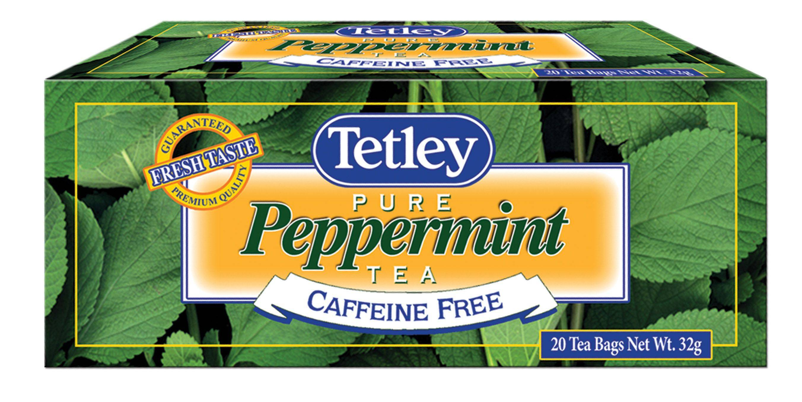 Tetley Peppermint Tea 6pk/20ct
