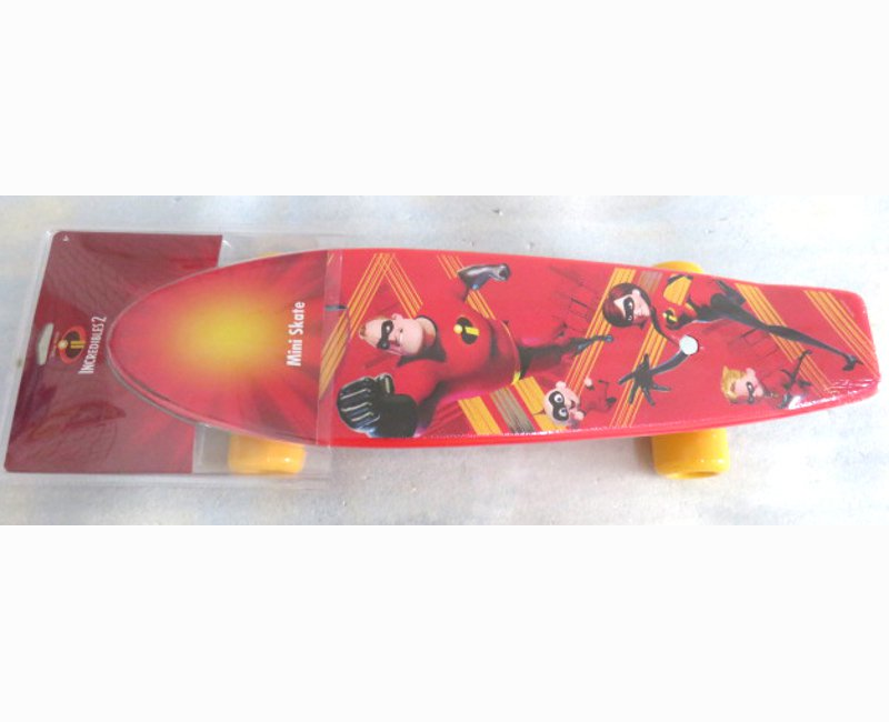 The Incredibles II - Penny Board - Mini Skate