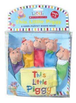 This Little Piggy: A Handpuppet Board Book