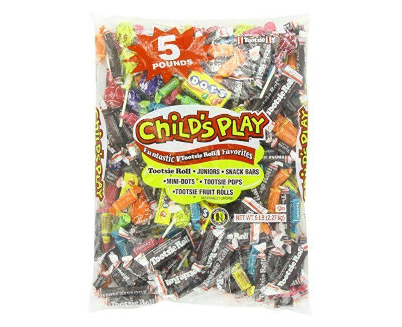 Tootsie Child's Play 5lb Bag Candy
