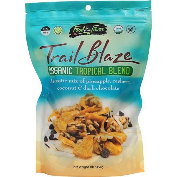 Trail Mix  Trail Blaze Organic 1lb