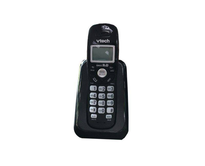 VTech Call Waiting Cordless Telephone With Caller ID Backlit Keypad and Display