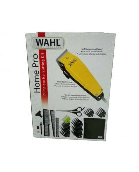 WAHL 18 Pieces Home Pro Hair-cutting Kit in the box