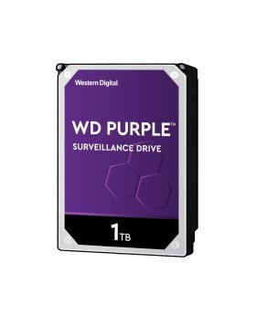 Western Design Purple Surveillance WD10PURZ 1 TB Internal Hard Drive