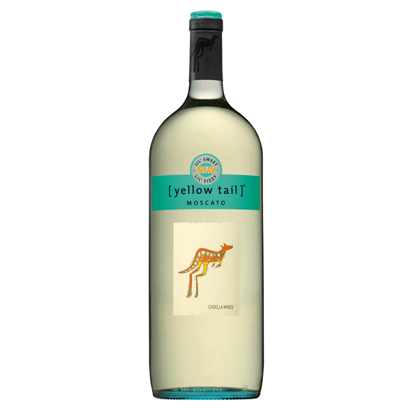 Yellow Tail Moscato Wine 1.5 lt