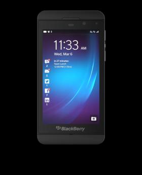 Blackberry Z10 Smart Phone