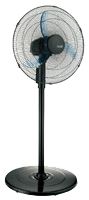 "Accutek 18"" High Performance Standing Fan"