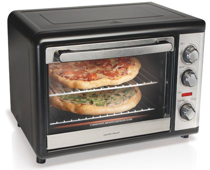 Hamilton Beach Convection Toaster Oven  HB31108