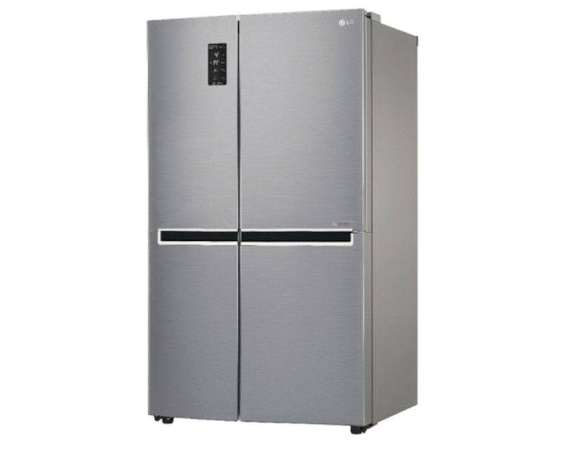 GS65MPP1 Side By Side Linear Compressor  21 cu ft. Refrigerator