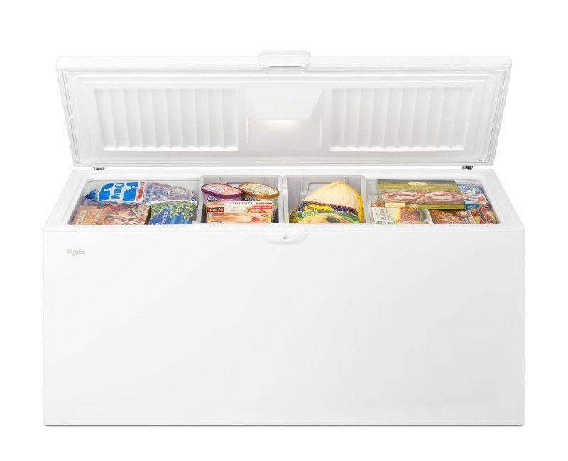 Whirlpool 22 cu.ft. One Door 110v Freezer