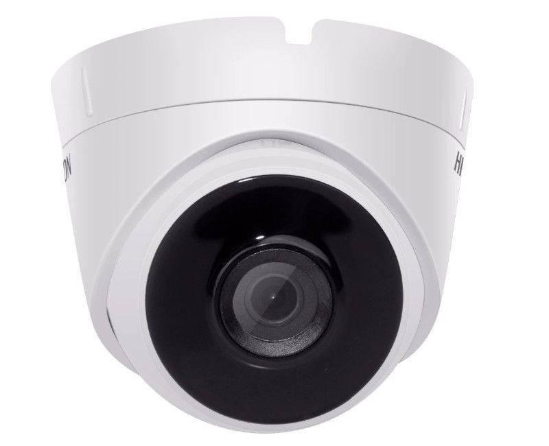HIK - IP 4MP DS-2CD1341-I Turret Camera 2.8mm IR 30m H264+ IP67 12VDC & PoE