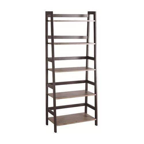 XTF-BS261 5 Shelf Ladder Bookcase