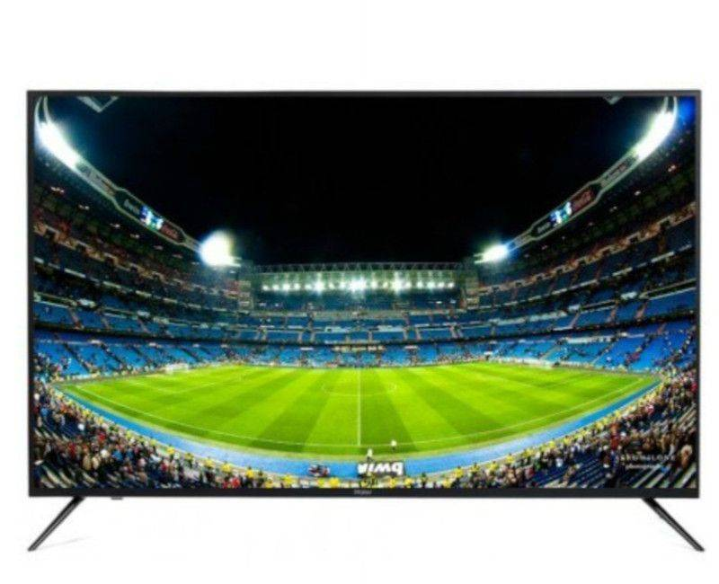 "Haier LE50K6500DUA 50"" 4K UHD Smart LED TV"