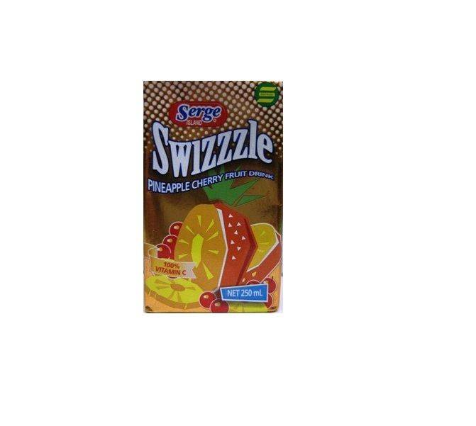Swizzle Assorted Drink 24pk x200ml