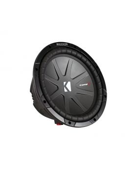 Kicker Car Audio 40CWR104 CompR 10 Inch 800W Subwoofer Speaker