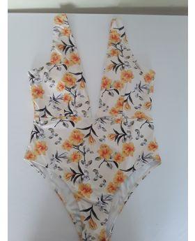 Floral Swimwear