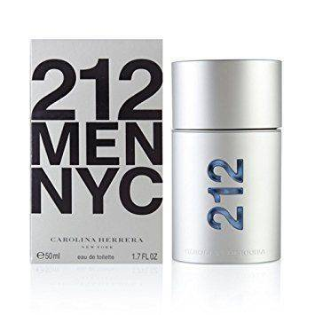 212 Men NYC 3.4 Fl. OZ. Men's Perfume