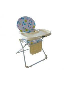 High Chair with Adjustable Feeding Tray 789-08