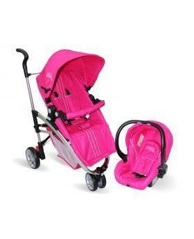 4 'n' 1 3 Wheel Stroller (Girl)