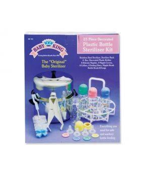 Plastic Bottles Sterilizer Kit