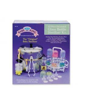 Glass Bottle Sterilizer Kit