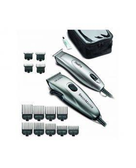 Andis Pivot Motor Combo Clipper with Accessories