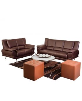 The Monaco 2 Piece Sofa Set