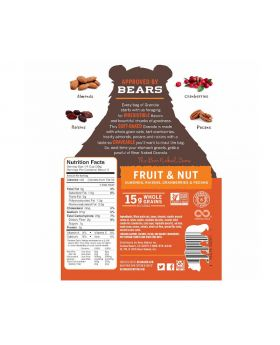 Bear Naked Granola Fruit & Nut