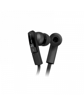 Klip Xtreme KHS-220BK BeatBuds With In-line Mic & Volume Control Earphones