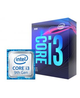 Intel Core i3 9100F 3.6 GHz 4 Cores Processor