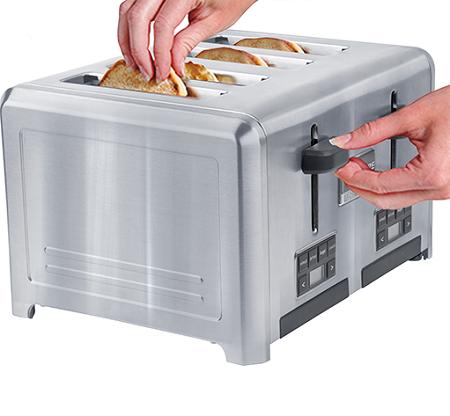 Frigidaire Four Slice Toaster