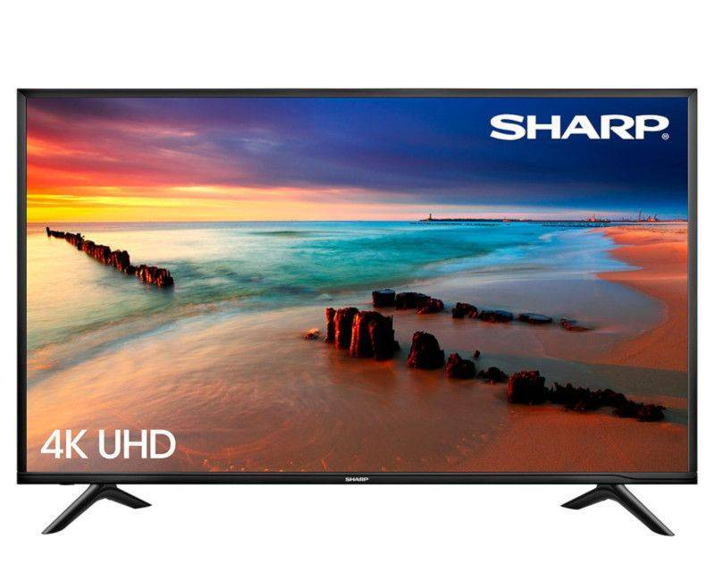 SHARP 60'' SMART 4K LED TV