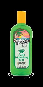 Caribbean Breeze Aloe Moisturizing Gel