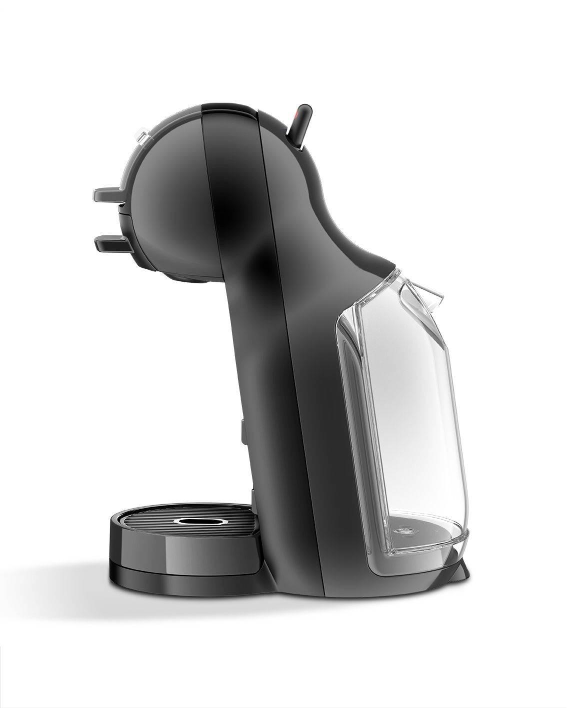 NESCAFÉ Dolce Gusto Mini Me Automatic Coffee Machine Black and Grey
