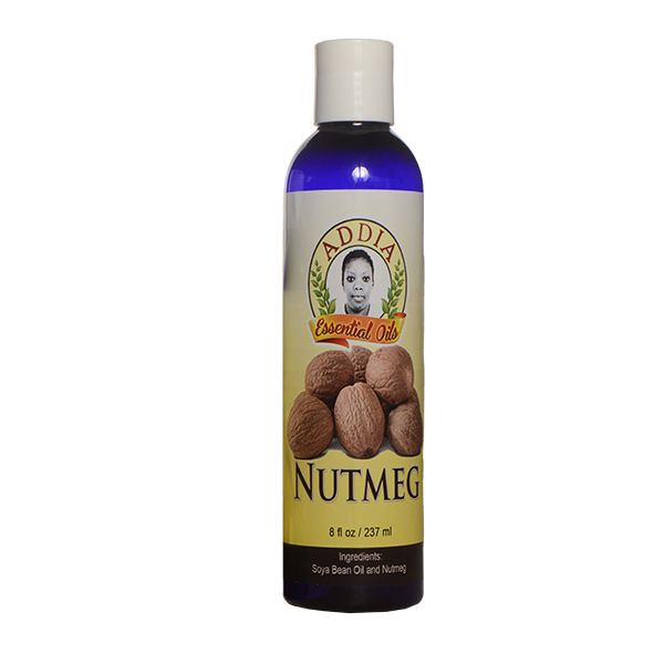 Addia Nutmeg Oil 2 oz