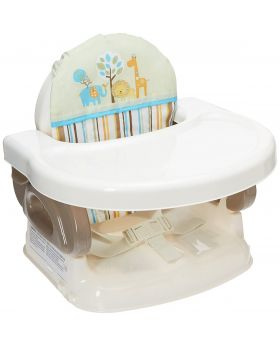 Summer Infant Deluxe Comfort Folding Booster Seat Safari