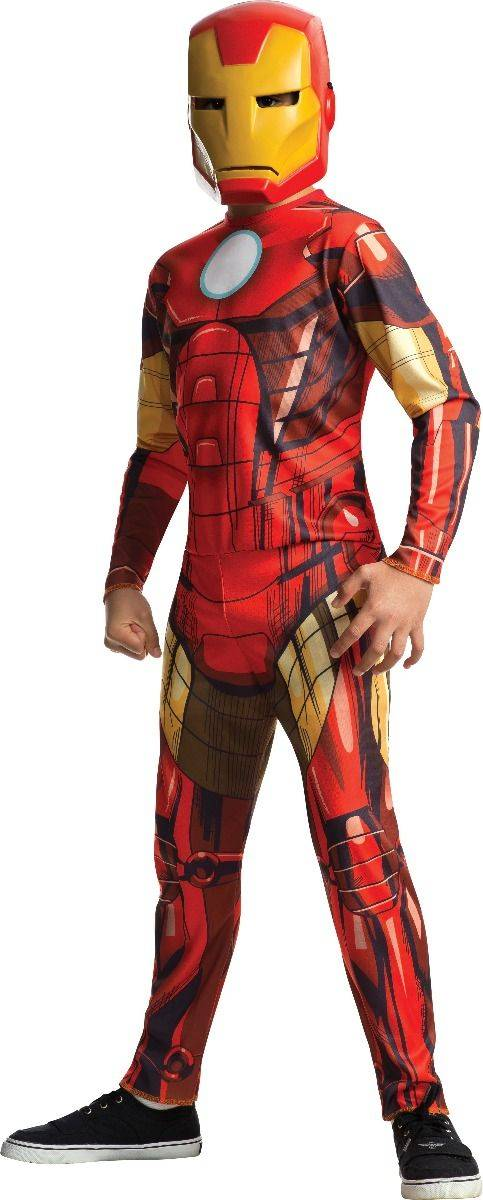 Avengers - Iron Man Costume